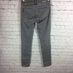 PAIGE Jeans - Paige Verdugo Jeggings Gray Skinny Jeans Size 25